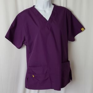 Wink Scrub Top Size MEDIUM